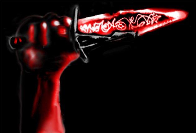 Dagger Of blood lust