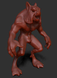 Dogman by monsterblues