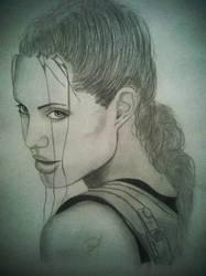 Angelina Jolie Lara Croft by andre-super-nero22