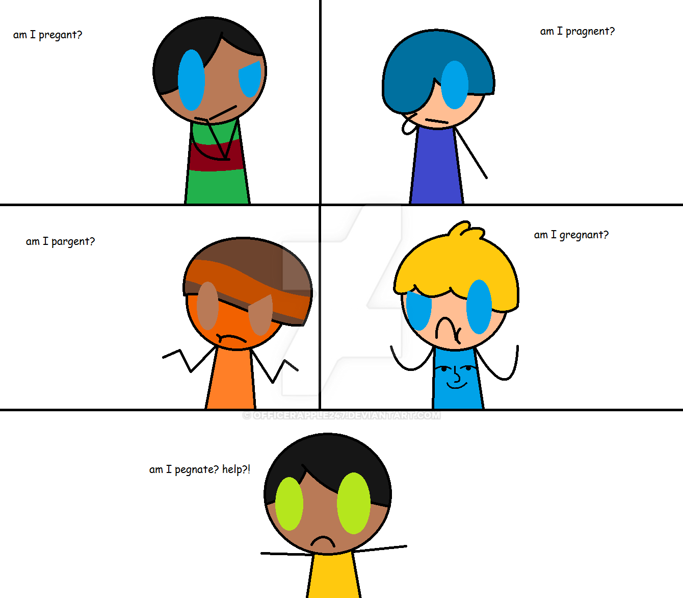 comicz 14 how is prangent formed by officerapple247
