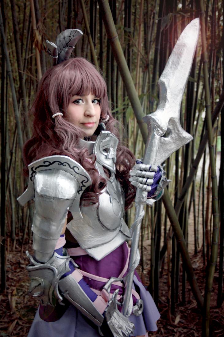[Fire Emblem: Awakening] Sumia by Lady-aka-Mikuru