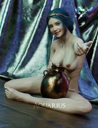 Zoziac 12 Aquarius by chrisryder123