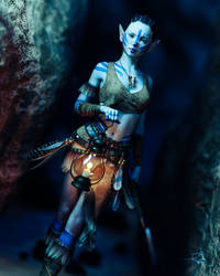 Chasm Duty by chrisryder123
