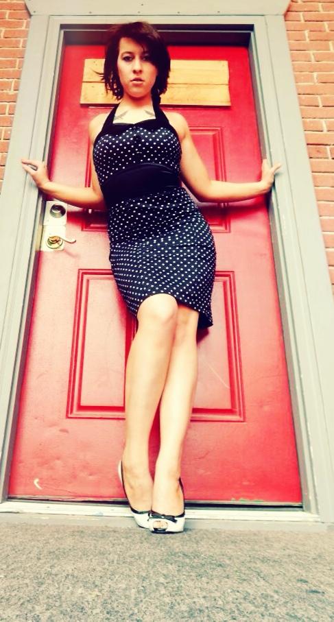 Red Door 3 by Poproflwaffle