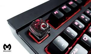 Bruto Artisan keycap - Miluxkey Roshan keycap