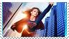 Supergirl (Melissa Benoist) Stamp by Charlierock2