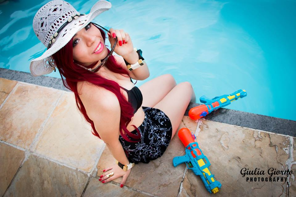 Pool Party Miss Fortune by LanaKuroi on DeviantArt