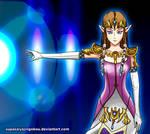Zelda - Divine Magic