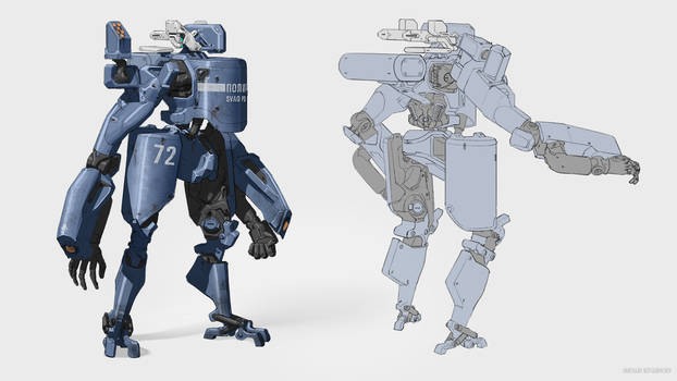 Police Droid