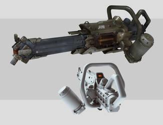 Pulse Heavy Gun by Shad3R