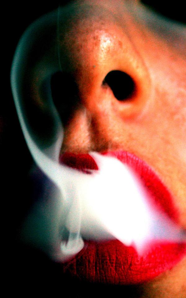 smoke by w-zynp