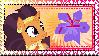 Saffron Masala Stamp for DeviantArt by Kajanii