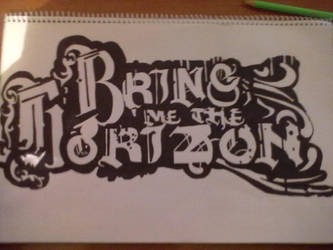 Bring me the Horizon logo by guild-star