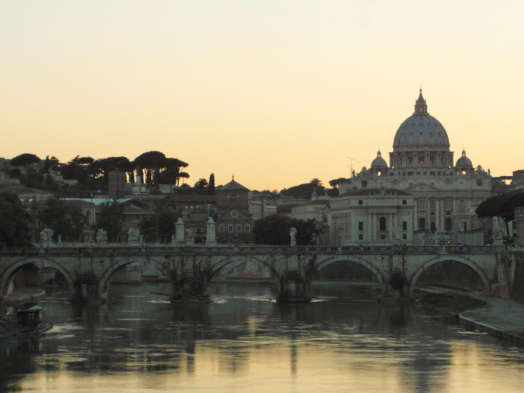 Rome - St Peters by PhilsPictures