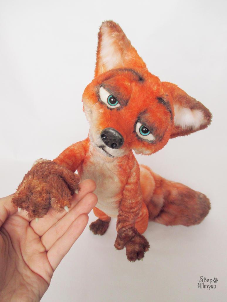 how to draw zootopia fox