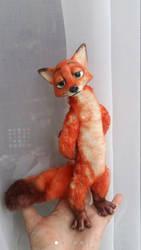 100% my handmade Nick Wilde (Fox of Zootopia)