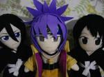 Kunoichi Meet Shinigamis