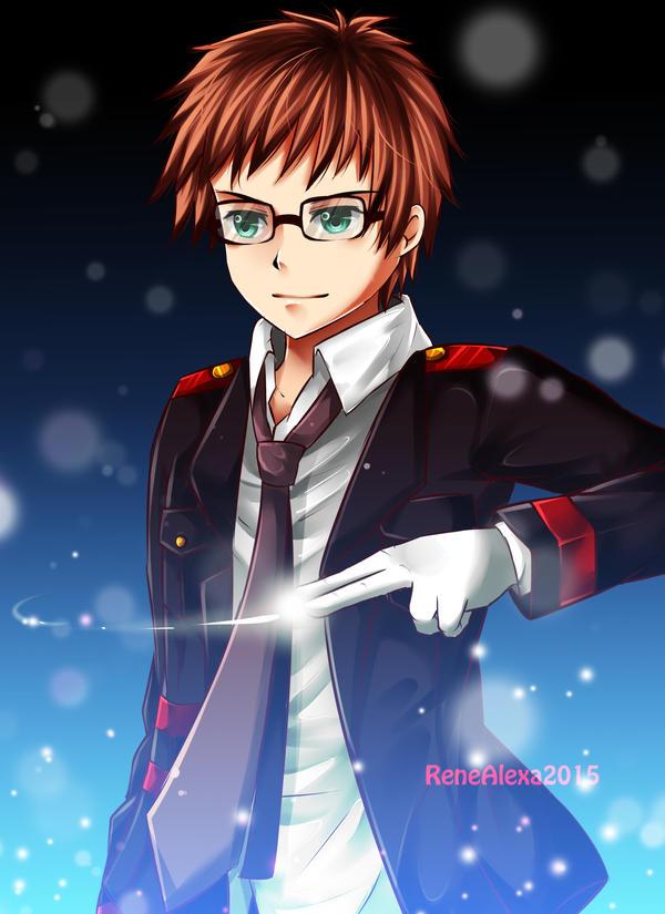 Kazuma by renealexa