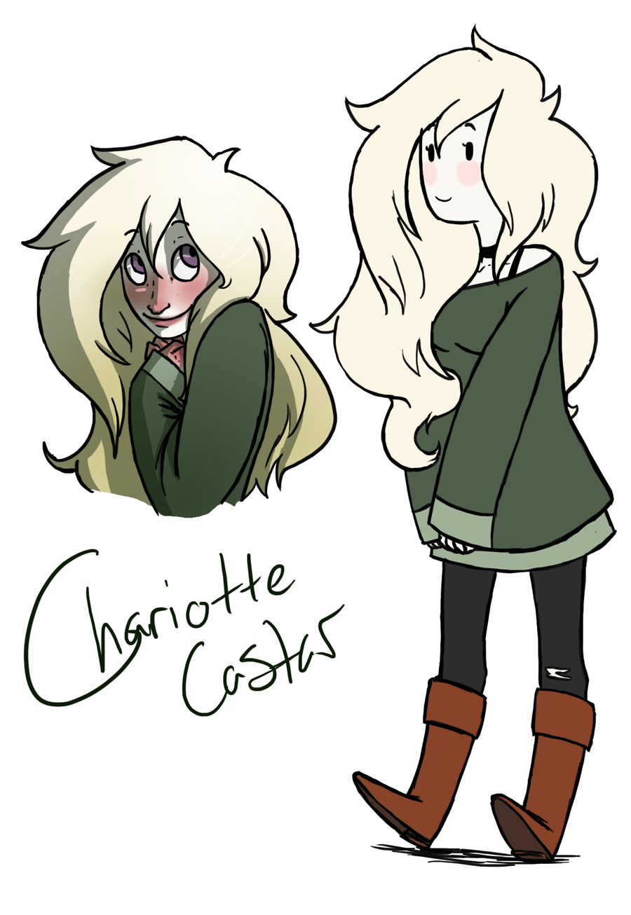 Chariotte Castar by MissThunderkin