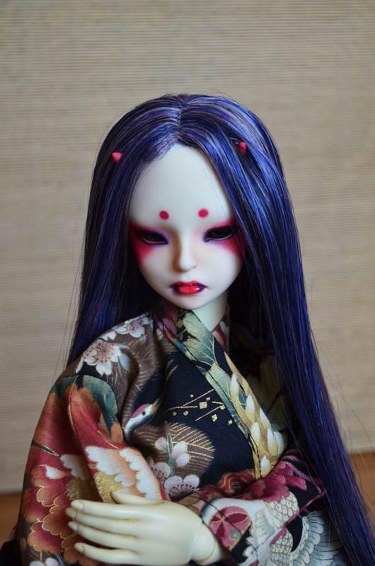My demon Rakita 001 by Irik77