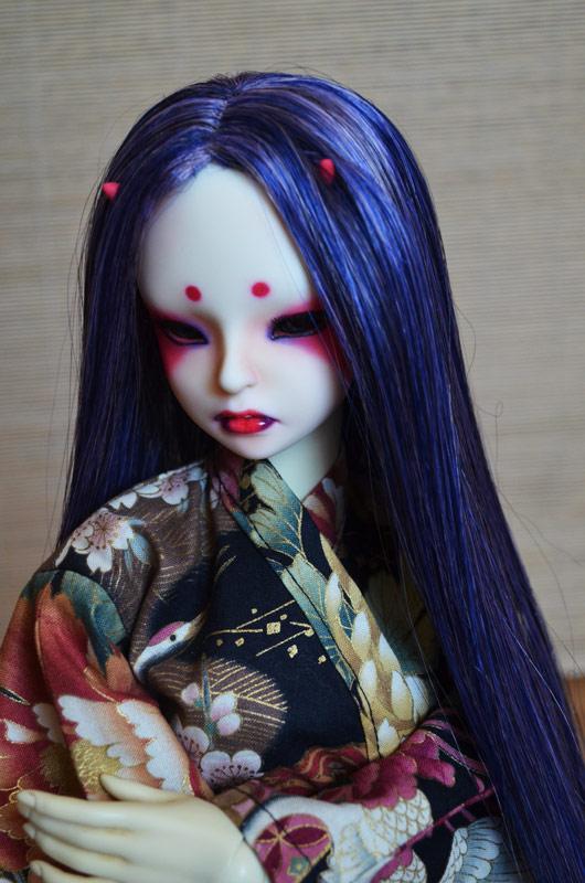 My demon Rakita 002 by Irik77