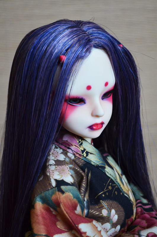 My demon Rakita 003 by Irik77