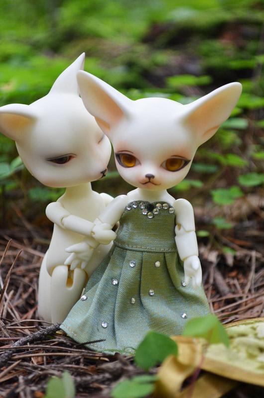 Fox love 004 by Irik77