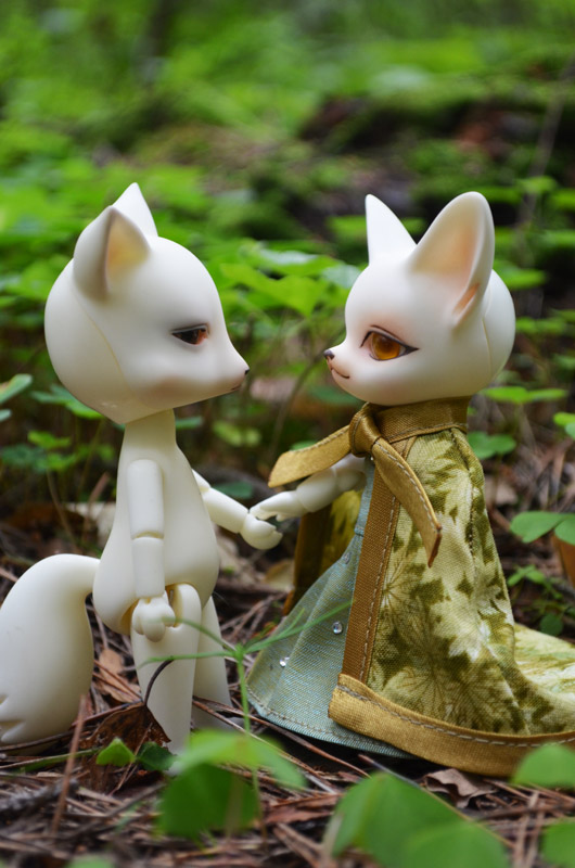 Fox love 002 by Irik77