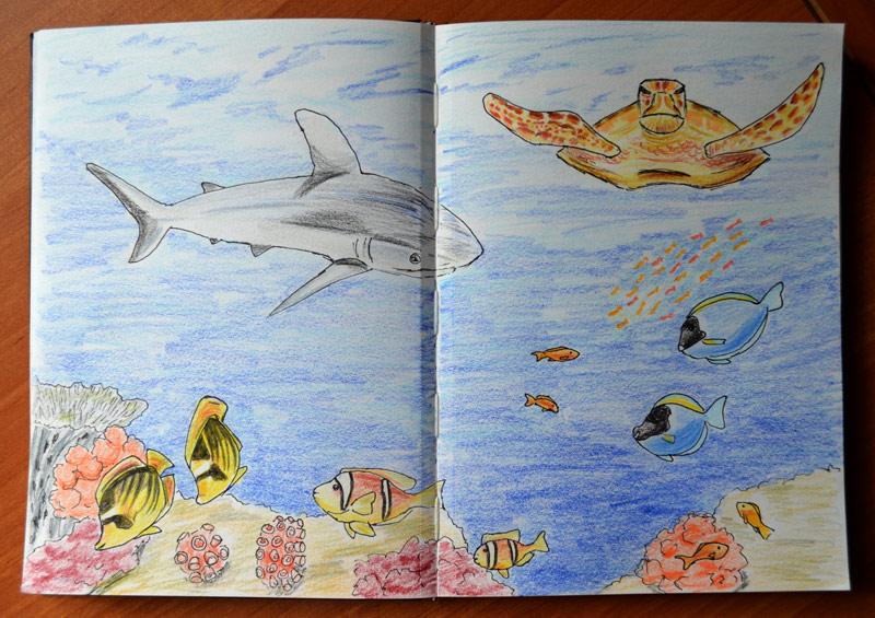 Undersea world by Irik77