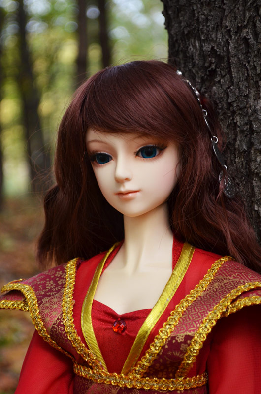 Melissa autumn 004 by Irik77
