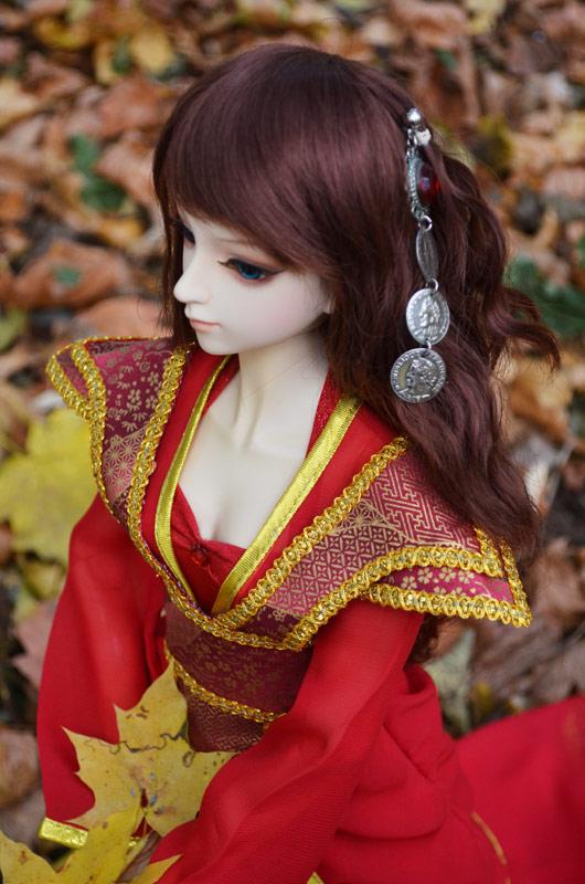 Melissa autumn 001 by Irik77