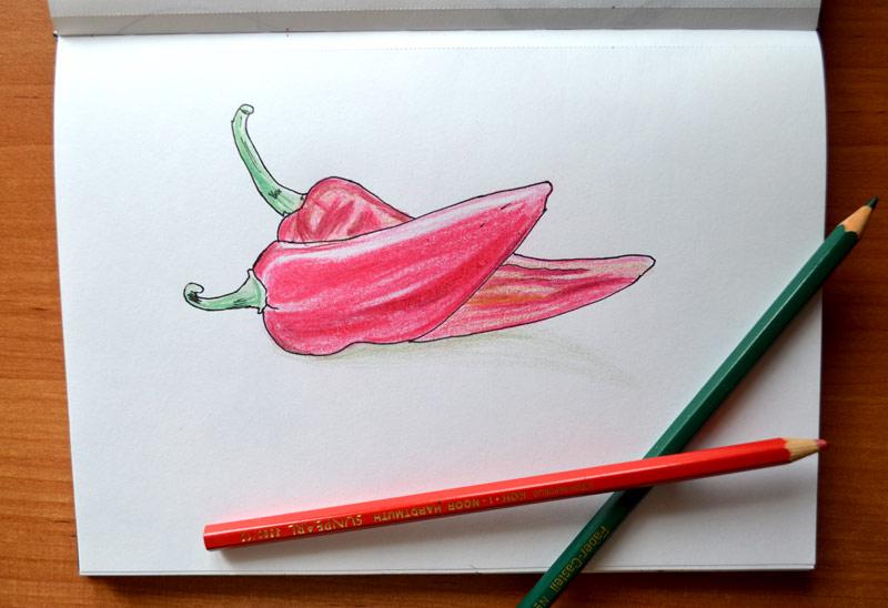 Pepper 001 by Irik77