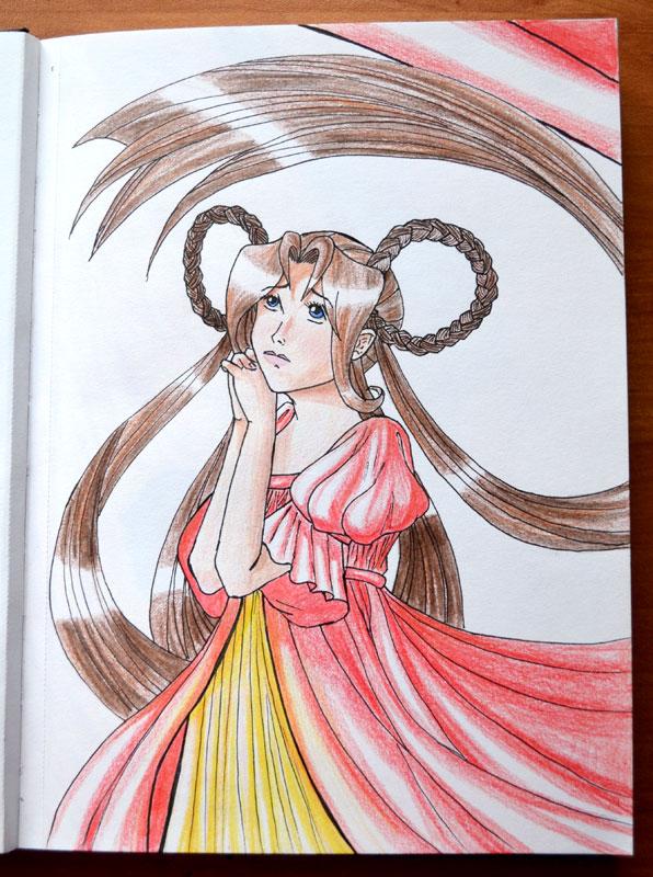 Melissa by Irik77