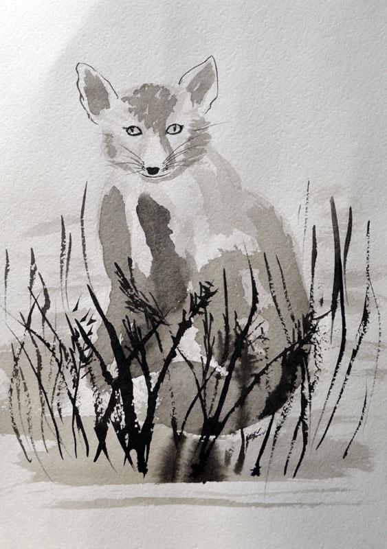 Fox 001 by Irik77