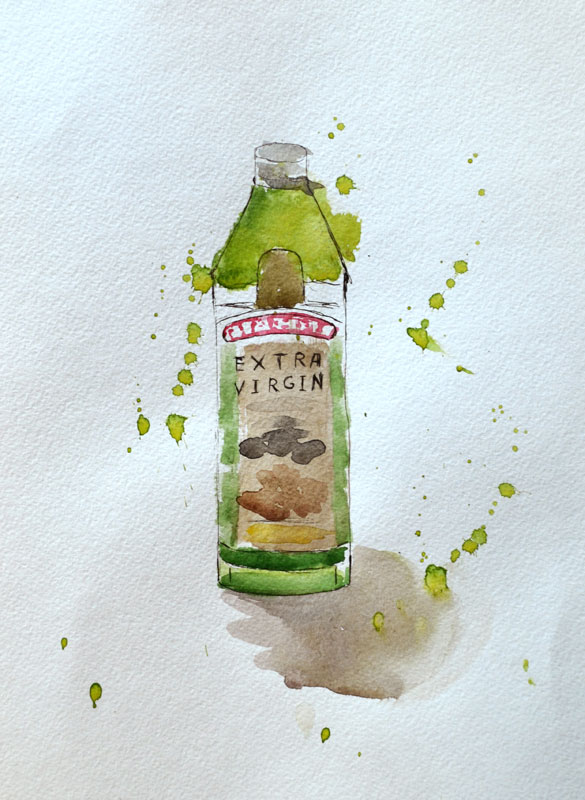 Olive oil by Irik77