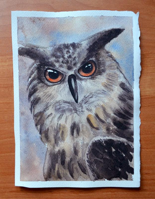 Eagle-owl 002 by Irik77