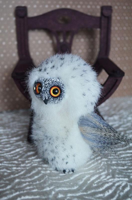 What dream of snowy owl 006 by Irik77
