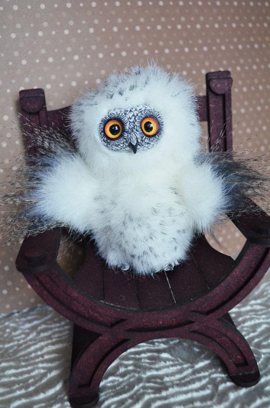 What dream of snowy owl 003 by Irik77