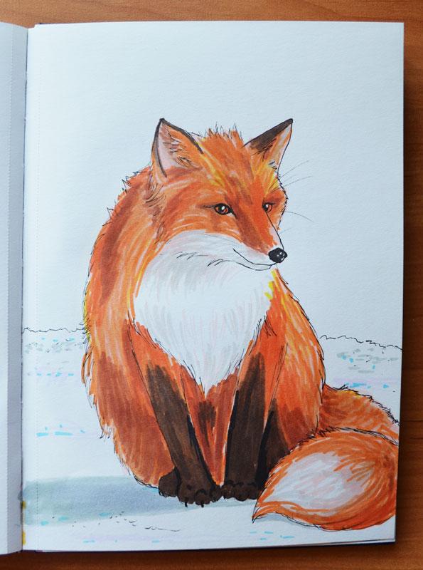 Fox 003 by Irik77