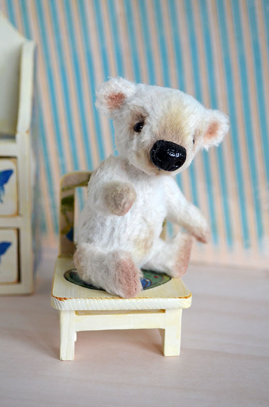 Polar bear 002 by Irik77
