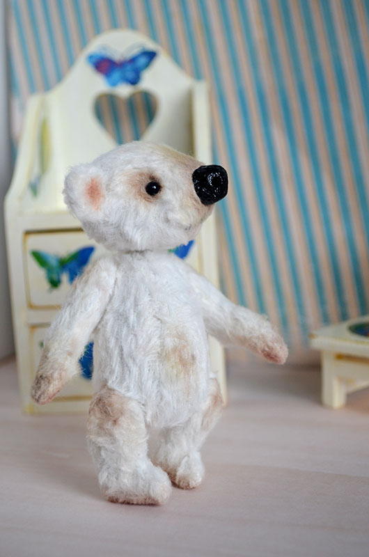 Polar bear 001 by Irik77