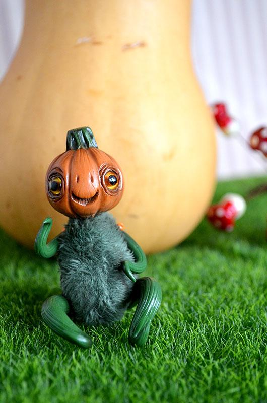 Pumpkin 001 by Irik77