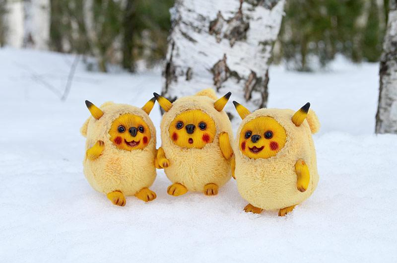 So many Pikachu 003 by Irik77