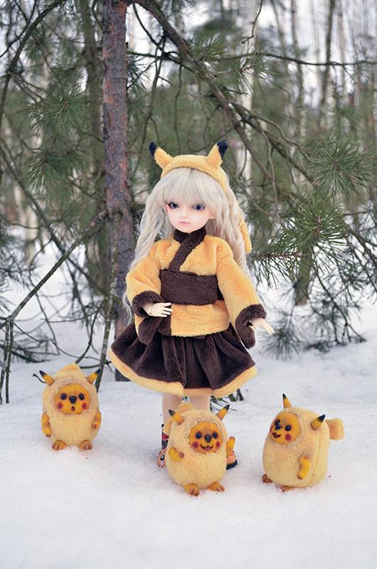 So many Pikachu 002 by Irik77