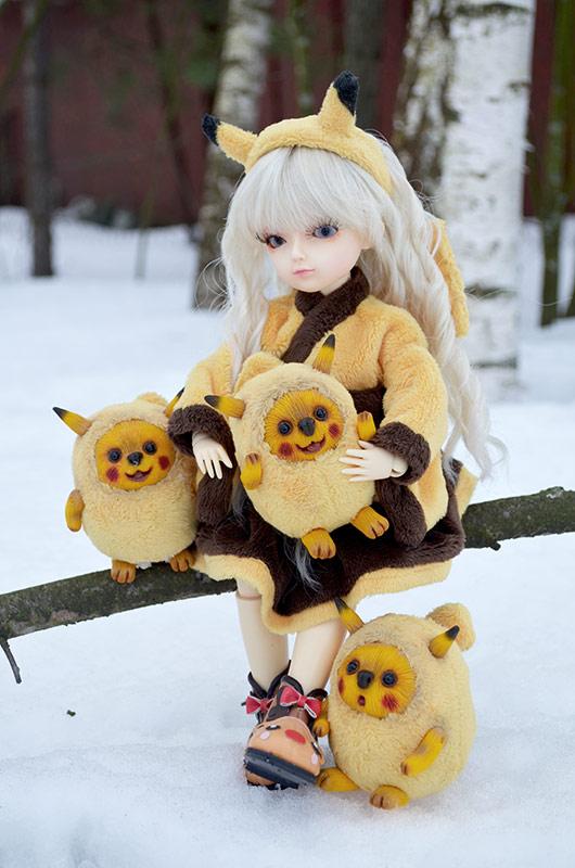 So many Pikachu 001 by Irik77