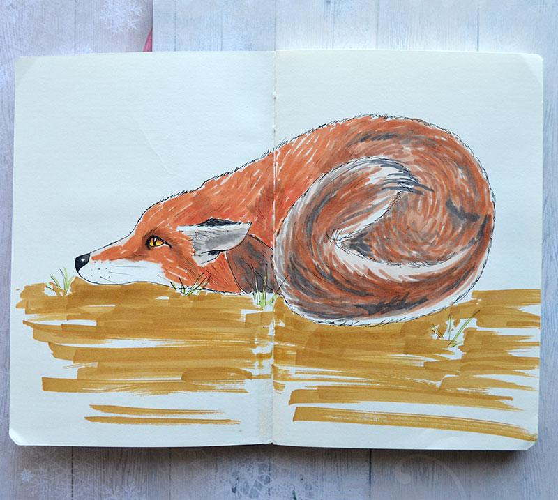 Fox 004 by Irik77