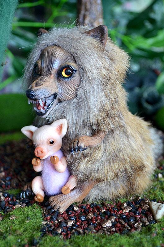 Bad-Wolf 002 by Irik77