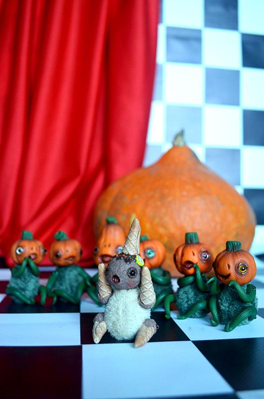 Pumpkins 005 by Irik77