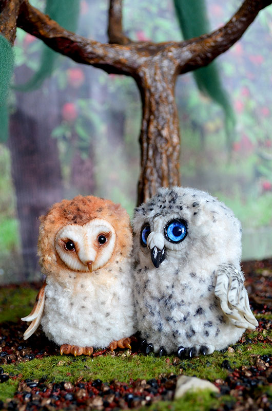 Owls 006 by Irik77