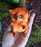 Solar Fox 002 by Irik77